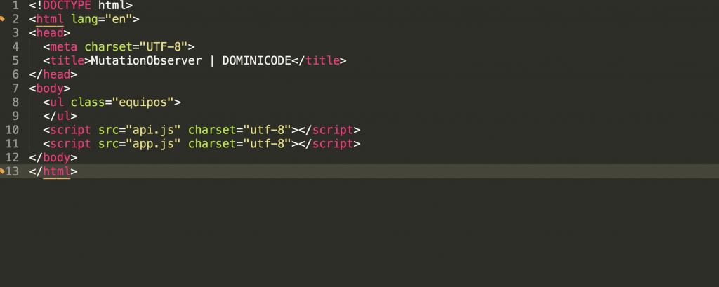 code index